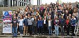 Foto (Universität Paderborn): 86 Schülerinnen aus der Mittel- und Oberstufe nahmen an der diesjährigen Herbst-Uni in Paderborn teil.