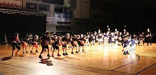 Foto (Universität Paderborn): Die außergewöhnliche Kombination von Musik und Basketball war schon beim letzten Event ein voller Erfolg.