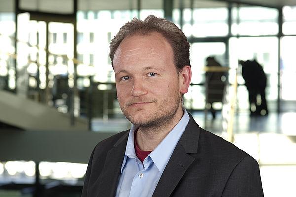 Foto (Universität Paderborn): Prof. Dr. Klaus von Stosch