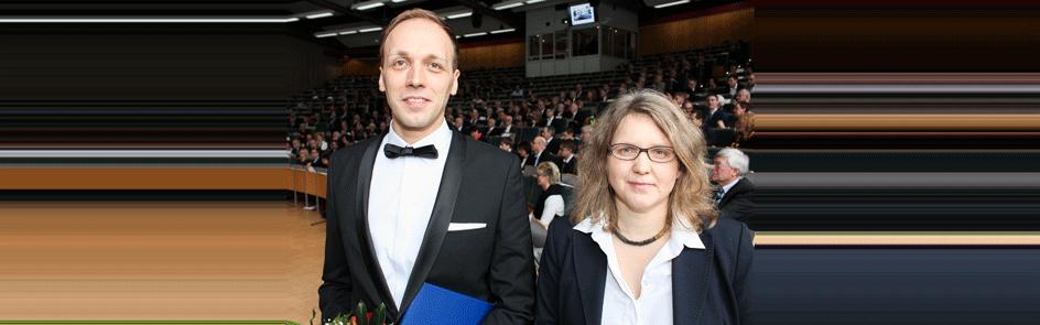 Forschungspreisträger der Universität Paderborn im Jahr 2017