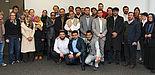 Foto (Universität Paderborn, Martin Decking): Die Universität Paderborn ist die einzige deutsche Universität mit einer theologischen Partnerschaft zu Theologischen Hochschulen im Iran. Zur Vorbereitung eines Dialogprojekts kamen jetzt vier Professoren