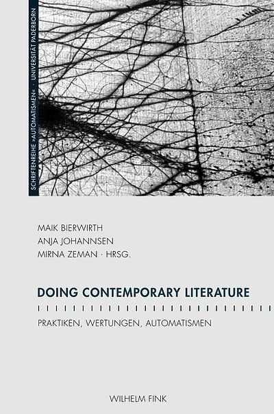 Cover: Doing Contemporary Literature