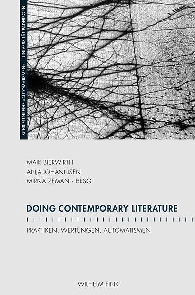 Cover: Doing Contemporary Literature