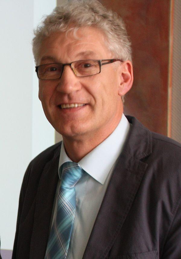 Foto (Patrick Kleibold): Prof. Dr. Peter Reinhold