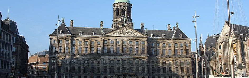 Der Königliche Palast in Amsterdam - Neuser, 2014