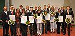 Foto (Universität Paderborn, Mark Heinemann): Die Träger der Peter Gläsel-Preise 2010 wollen die Auszeichnung für einen Auslandsaufenthalt nutzen.