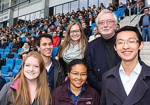 Foto (Johannes Pauly, Universität Paderborn): Gruppenbild