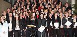 Staatsexamensfeier für Absolventinnen und Absolventen des Lehramtstudiums am 8.12.2006 im Auditorium maximum