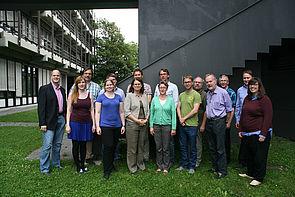 """Abbildung: Fast 20 Geisteswissenschaftler und Informatiker arbeiten gemeinsam im neuen Zentrum """"Musik"""