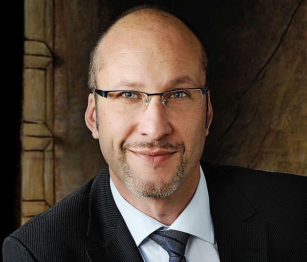 Abbildung: Prof. Dr. Oliver Auge
