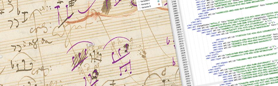 Beethovens Werkstatt – Genetische Textkritik & Digitale Musikedition