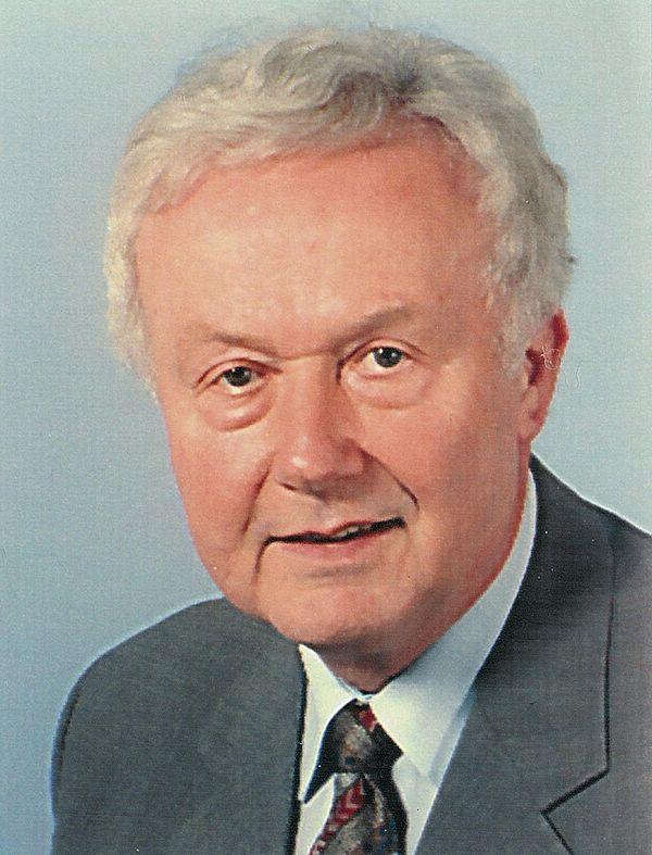 Foto: Prof. Dr. Dr. h. c. mult. Karl-Heinz Indlekofer