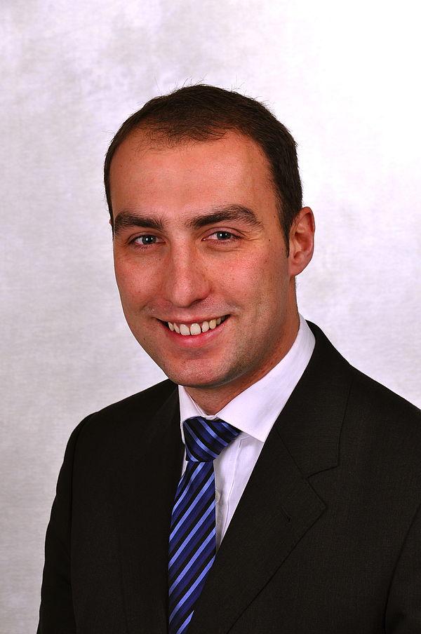 Abbildung: JProf. Dr. Karl-Heinz Gerholz