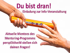 """Bild (Universität Paderborn): """"Einladung zur Info-Veranstaltung"""""""