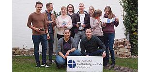 Foto (KHG): Campus-Katholiken: Studierendenpfarrer Nils Petrat und das Team der KHG wollen mit den Studierenden in diesem Semester besondere Orte aufsuchen.