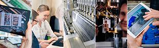 Profilbereiche Forschung: Digital Humanities, Intelligente Technische Systeme, Leichtbau mit Hybridsystemen, Optoelektronik und Photonik sowie Transformation und Bildung.