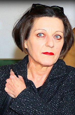 Foto (Universität Paderborn, Frauke Döll): Literatur-Nobelpreisträgerin Herta Müller