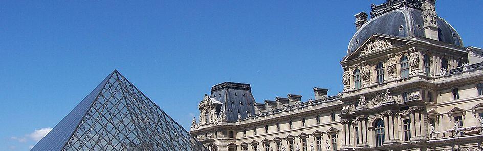 Musée du Louvre à Paris.