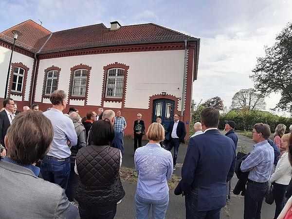 Foto (Universität Paderborn, Juliane Fröhling): Gruppenbild