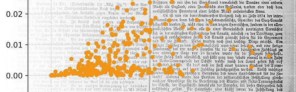 Ziel des DFG-Projekts t.evo ist es, geeignete Indikatoren für historischen Textmusterwandel anhand einschlägiger Textsorten der Gebrauchsliteratur der jüngeren Sprachgeschichte zu ermitteln.