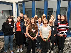Foto (Universität Paderborn): Tagungsteilnehmerinnen und -teilnehmer