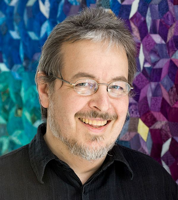 Foto (Institut für Mathematik): Professor Dr. Dr. Jürgen Richter-Gebert