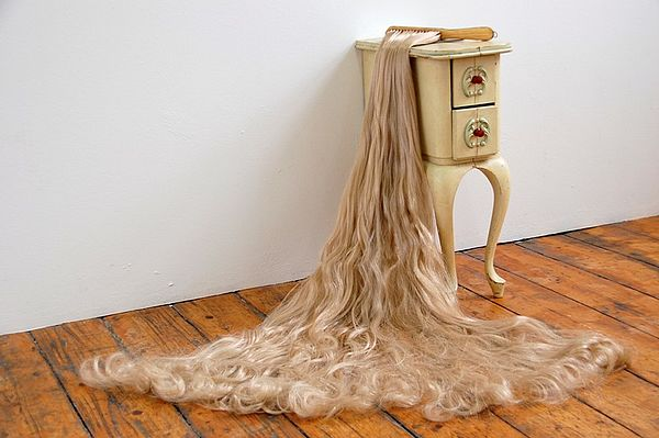 Abbildung: Haarfeger, 2008