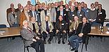 """Foto (Universität Paderborn, Jan Aulenberg): Zum siebten Mal fand am 10. November das """"Emeriti-Treffen"""" der ehemaligen Professoren der Universität Paderborn statt. Über 30 Ehemalige folgten der Einladung des Ehemaligenvereins der Universität Alumn"""