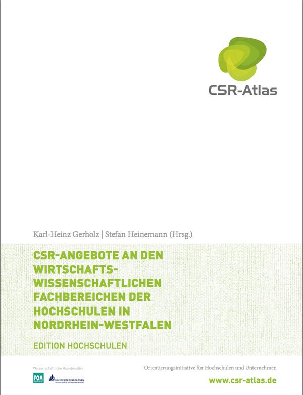 Abbildung: Cover CSR-Atlas