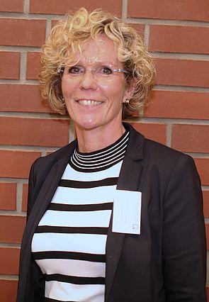 Foto: Leitende Regierungsschuldirektorin Christina Hüsing, Schulfachliche Aufsicht, Bezirksregierung NRW.