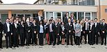 Abbildung: Die B2U 2013 hat erfolgreich Studierende und Unternehmensvertreter in Kontakt gebracht.