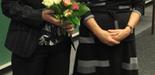 Foto (C. Meiring): HaBiFo-Preisverleihung 2014, Dr. Nicole Riemer (l.) und Prof. Dr. Irmhild Kettschau (r.).