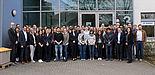 Foto: Abschlussveranstaltung der Winter School 2016 am 23.03.2017 (Foto: Universität Paderborn)
