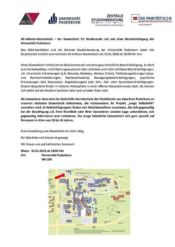 Len Paderborn universität paderborn termin
