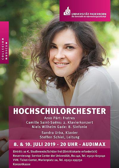 Sommerkonzerte 2019 mit Sandra Urba