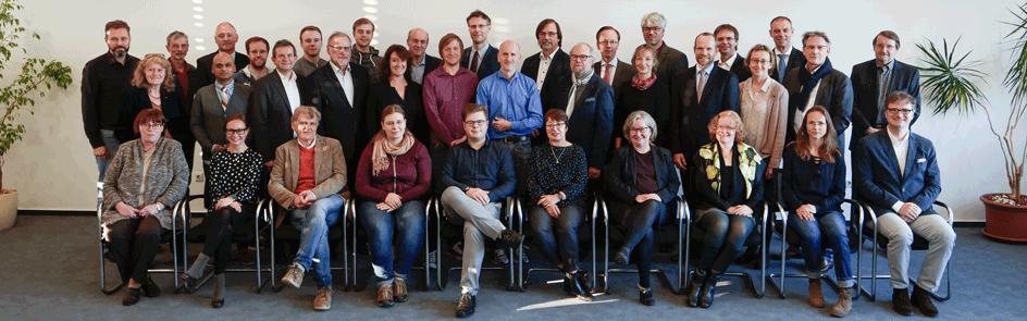 Foto vom Senat der Universität Paderborn, 07.11.2018