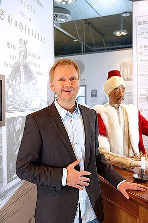 Foto (Universität Paderborn): Prof. Dr. Eyke Hüllermeier