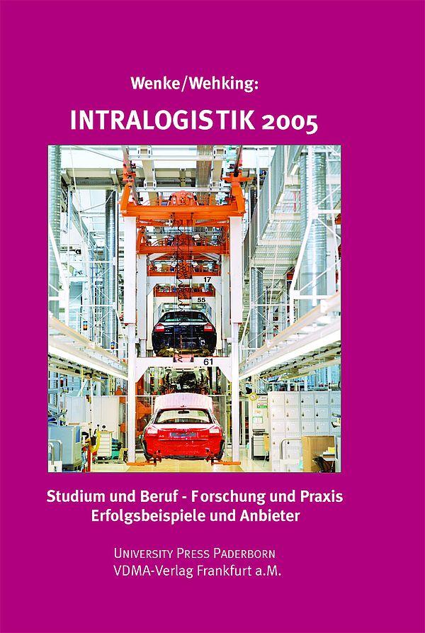 Foto: Cover des Branchenbuches INTRALOGISTIK 2005
