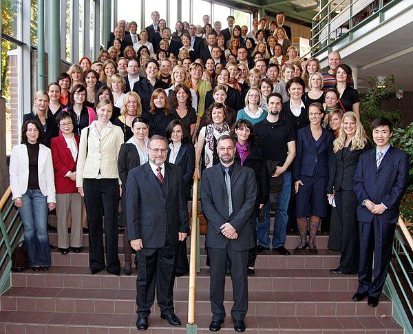 Foto: 140 Absolventinnen und Absolventen der kulturwissenschaftlichen Bachelor-, Master-, Diplom- und Magisterstudiengänge waren bei der Abschlussfeier.