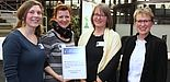 Foto (Universität Paderborn, Ricarda Michels): Gruppenbild