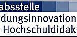 Logo Stabsstelle Bildungsinnovationen und Hochschuldidaktik
