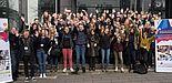Foto (Universität Paderborn): Gruppenfoto zur Frühlings-Uni.