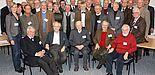 Foto (Universität Paderborn, Jan Aulenberg): Emeriti-Treffen an der Universität Paderborn.