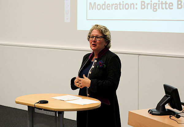 Foto: NRW-Wissenschaftsministerin Svenja Schulze