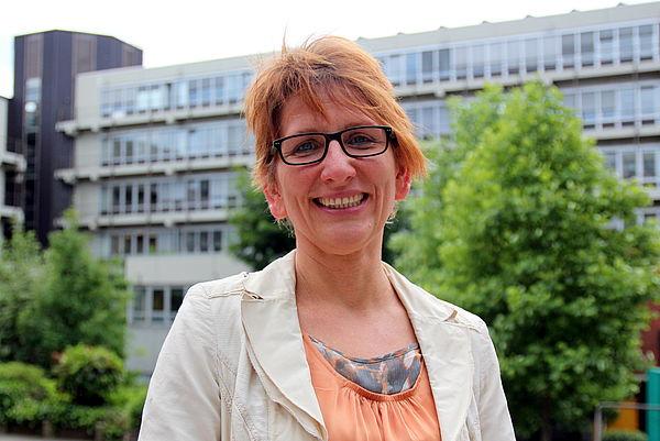 Foto (Universität Paderborn, Nina Reckendorf): Prof. Dr. Anette Buyken von der Universität Paderborn.