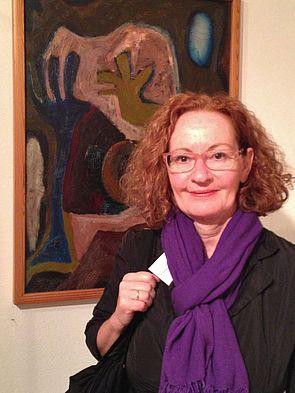 Foto (W. Bender): Prof. Dr. Jutta Ströter-Bender