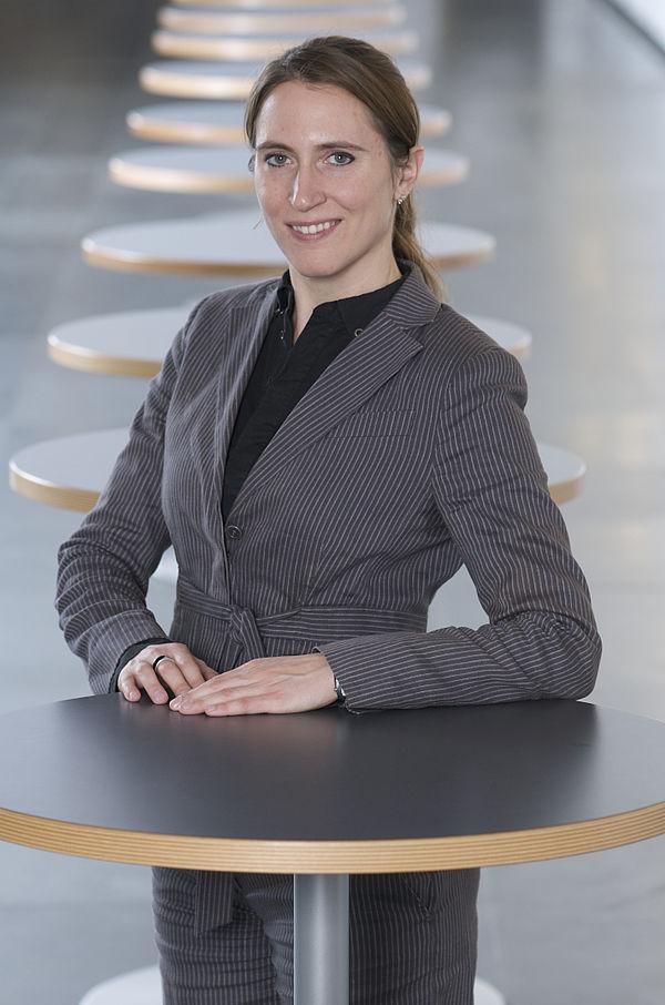 Foto: Jun.-Prof. Dr. Sina Ober-Blöbaum
