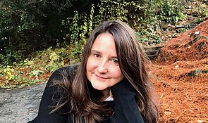 Foto (Lillge): Dr. Claudia Lillge, Institut für Germanistik und Vergleichende Literaturwissenschaft.