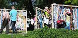 """Abbildung: """"Ein Gemeinplatz"""", interaktives Webprojekt von Studierenden des Fachs Textil zur Paderkultour 2013"""