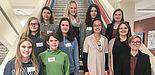 "Foto (Universität Paderborn): Dritter Durchgang des MINT-Mentorings ""look upb""."